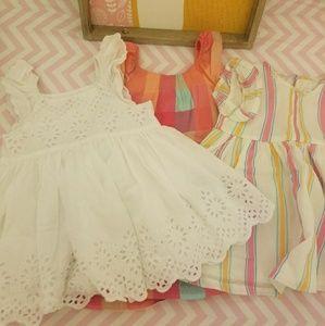 Infant Summer Dress Bundle